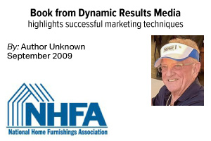 Book from Dynamic Results Media highlights successful marketing techniques