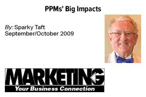 PPMs' Big Impacts